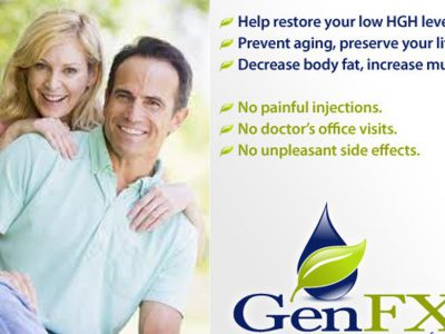 GenFX - A revolutionary Anti Aging Treatment